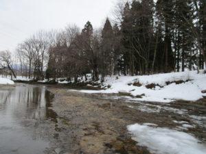 平成29年度流域治水対策工事